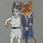 Day 82 – July 26th – Audrey and The Fox