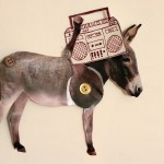 Day 89 – August 2nd – Donkey and a Boombox